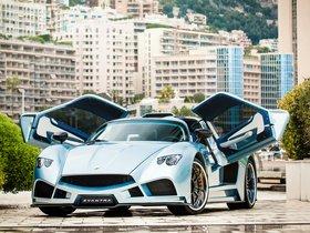 Ver foto 10 de Mazzanti Evantra V8 EV No.00 2013
