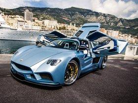Ver foto 1 de Mazzanti Evantra V8 EV No.00 2013