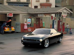 Ver foto 3 de Ford 49 Concept Forty-Nine 2001