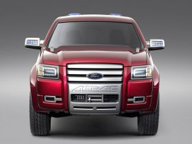 Ver foto 7 de Ford 4Trac Pick-Up Concept 2005