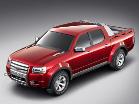 Ver foto 6 de Ford 4Trac Pick-Up Concept 2005