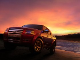Ver foto 5 de Ford 4Trac Pick-Up Concept 2005