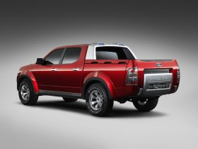 Ver foto 4 de Ford 4Trac Pick-Up Concept 2005