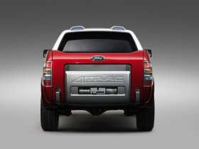 Ver foto 3 de Ford 4Trac Pick-Up Concept 2005