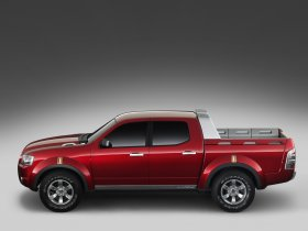 Ver foto 2 de Ford 4Trac Pick-Up Concept 2005