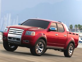 Ver foto 1 de Ford 4Trac Pick-Up Concept 2005