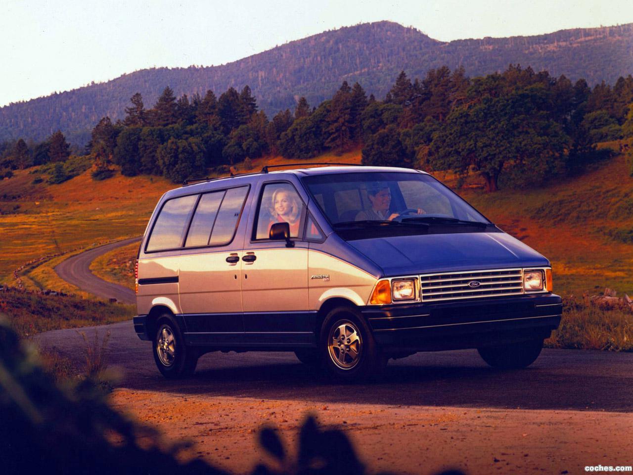 Foto 0 de Ford Aerostar 1992