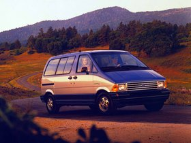 Fotos de Ford Aerostar