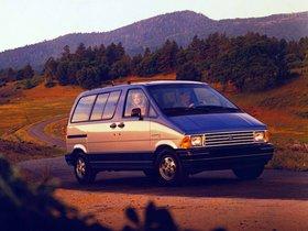 Fotos de Ford Aerostar 1992
