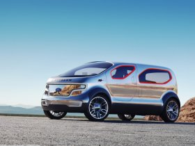 Fotos de Ford Airstream Concept 2007
