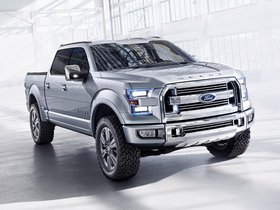 Fotos de Ford Atlas Concept 2013
