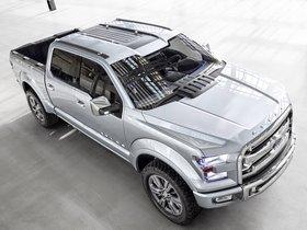 Ver foto 7 de Ford Atlas Concept 2013