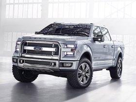 Ver foto 5 de Ford Atlas Concept 2013