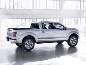 Ver foto 4 de Ford Atlas Concept 2013