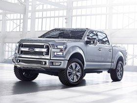Ver foto 3 de Ford Atlas Concept 2013