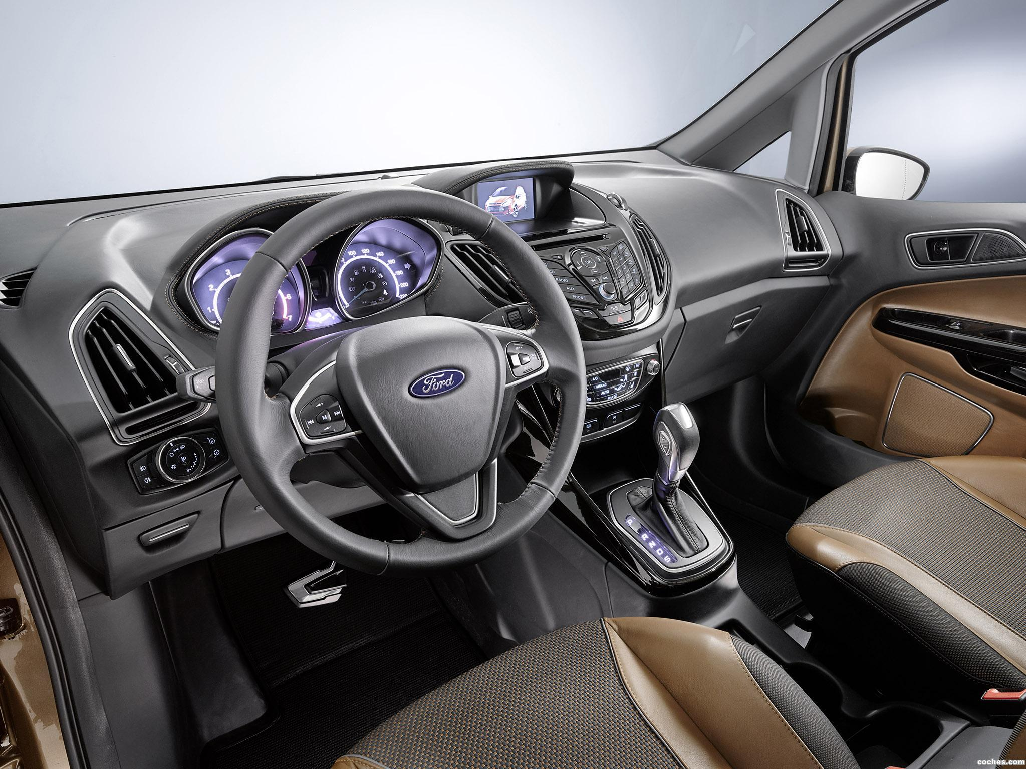 Foto 6 de Ford B-Max 2011