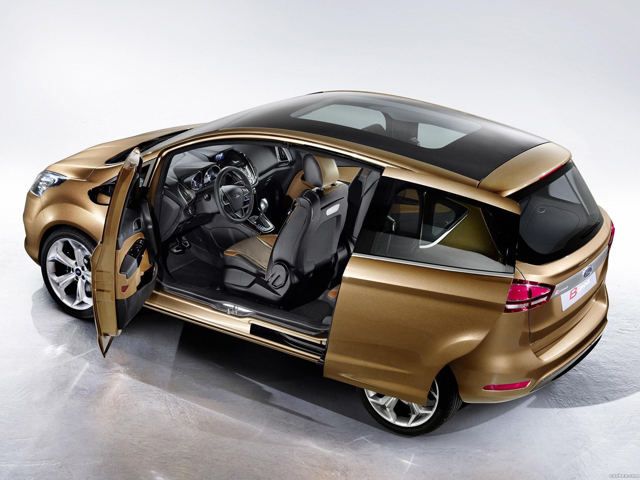 Foto 2 de Ford B-Max 2011