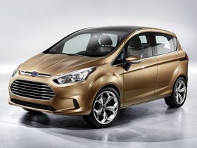 Fotos de Ford B-Max 2011