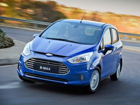 Fotos de Ford B-Max 2015