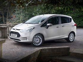 Ver foto 2 de Ford B-Max UK 2013