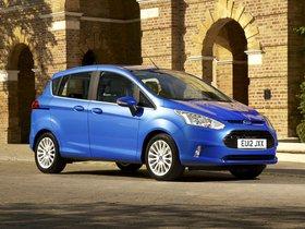 Ver foto 10 de Ford B-Max UK 2013