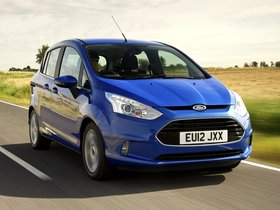 Ver foto 9 de Ford B-Max UK 2013