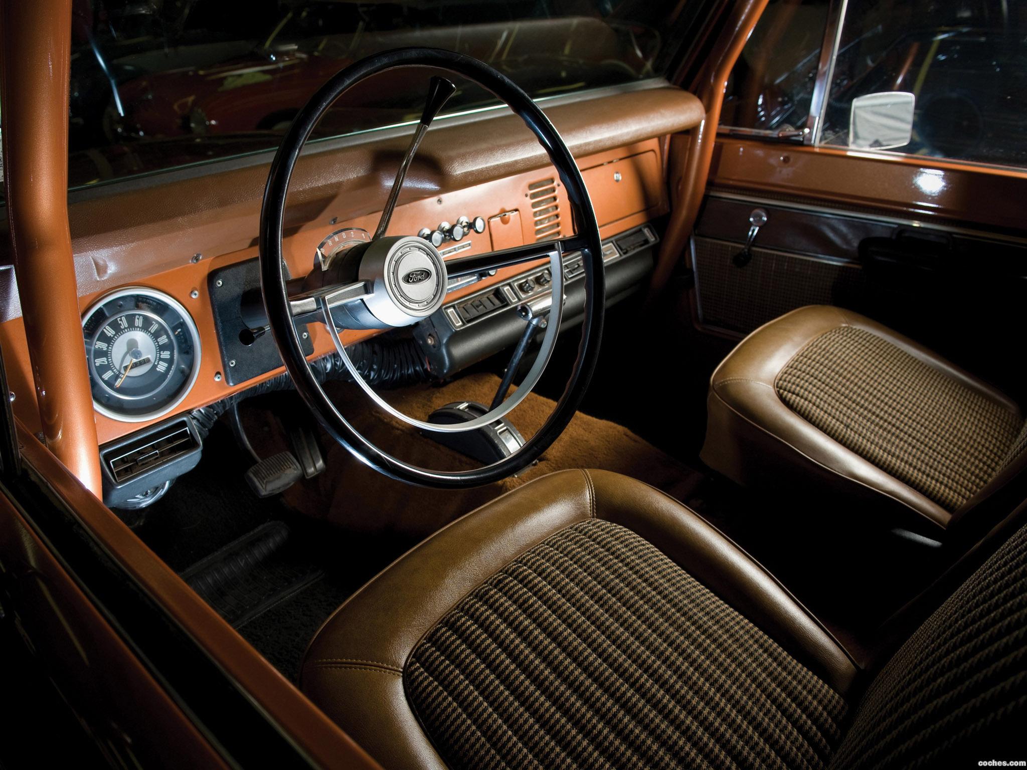 Foto 6 de Ford Bronco 1973