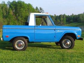 Ver foto 5 de Ford Bronco 1973