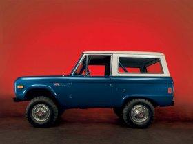 Ver foto 4 de Ford Bronco 1973