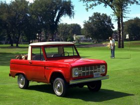 Ver foto 2 de Ford Bronco 1973