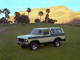 Fotos de Ford Bronco
