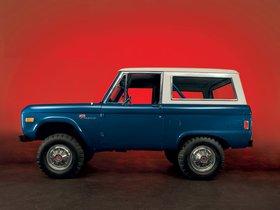 Ver foto 2 de Ford Bronco Wagon U100 1977