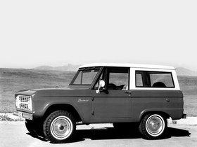 Ver foto 2 de Ford Bronco Wagon U15 1966