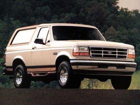 Ver foto 3 de Ford Bronco 1992