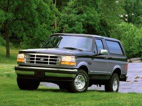 Ver foto 2 de Ford Bronco 1992