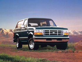 Fotos de Ford Bronco 1992