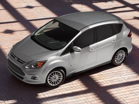 Ver foto 7 de Ford C-Max Hybrid 2012