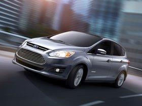 Ver foto 10 de Ford C-Max Hybrid 2012