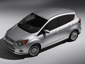 Ver foto 5 de Ford C-Max Hybrid 2012
