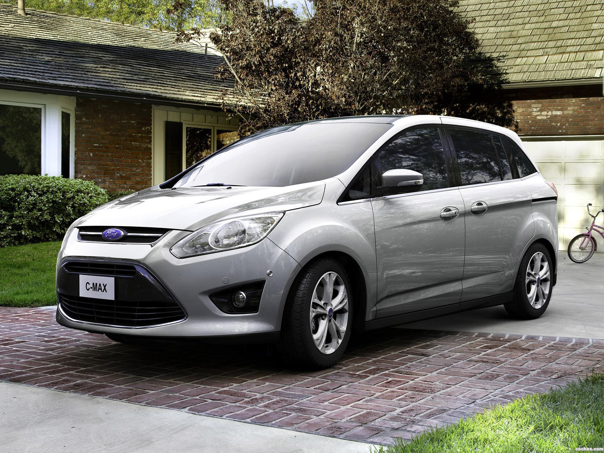 Foto 0 de Ford C-Max USA 2011