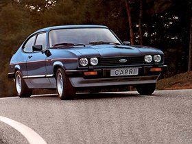Ver foto 3 de Ford Capri 2.8 Injection 1981
