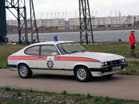 Ver foto 1 de Ford Capri 2.8i Police Car UK 1983