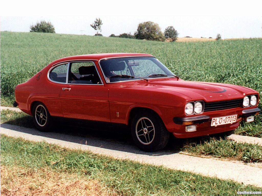 Foto 0 de Ford Capri I 1969