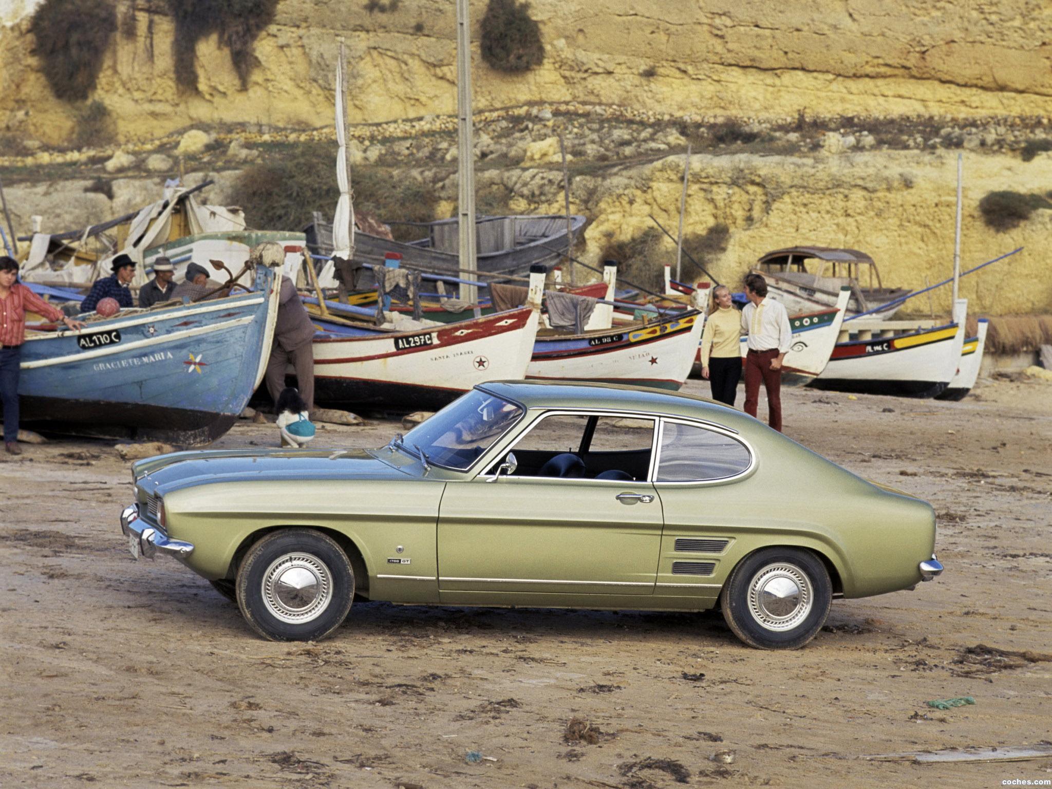 Foto 0 de Ford Capri I 1972