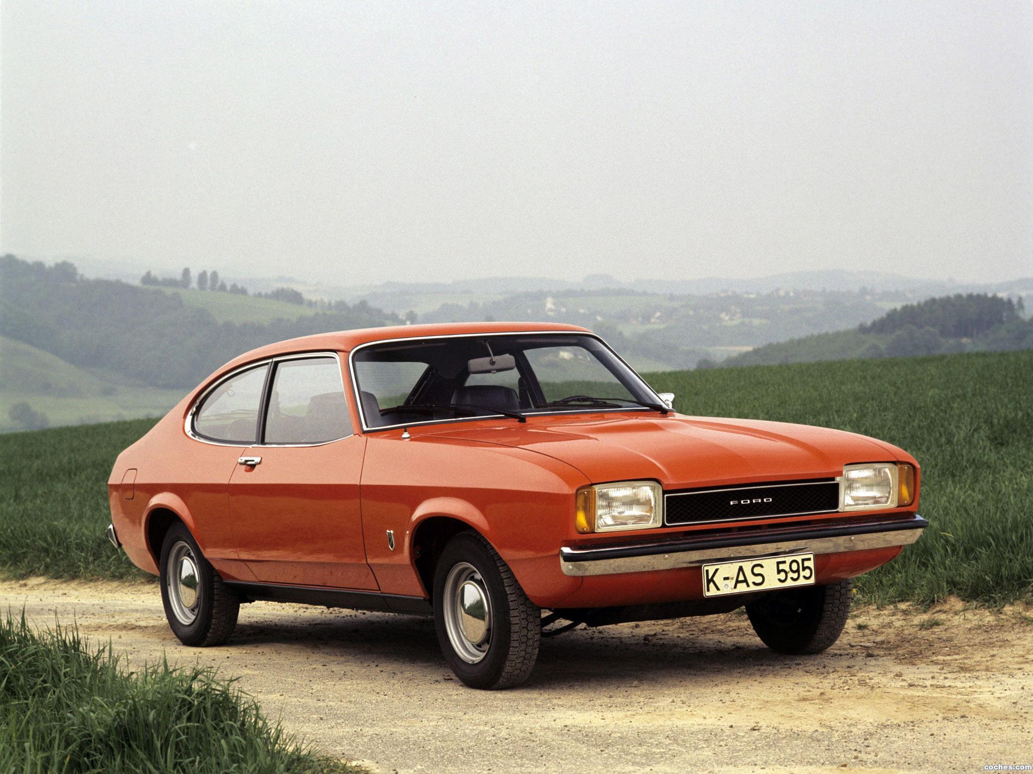 Foto 0 de Ford Capri II 1974