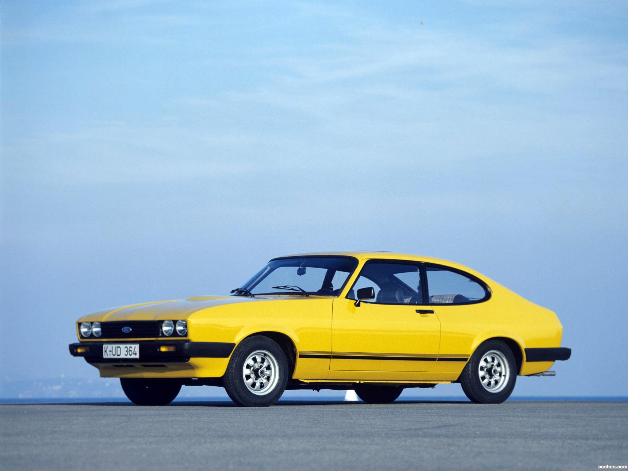 Foto 0 de Ford Capri III 1978
