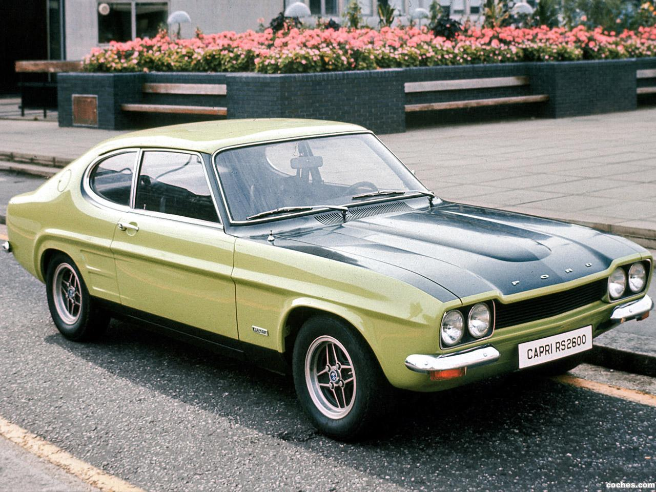 Foto 1 de Ford Capri RS2600 1970
