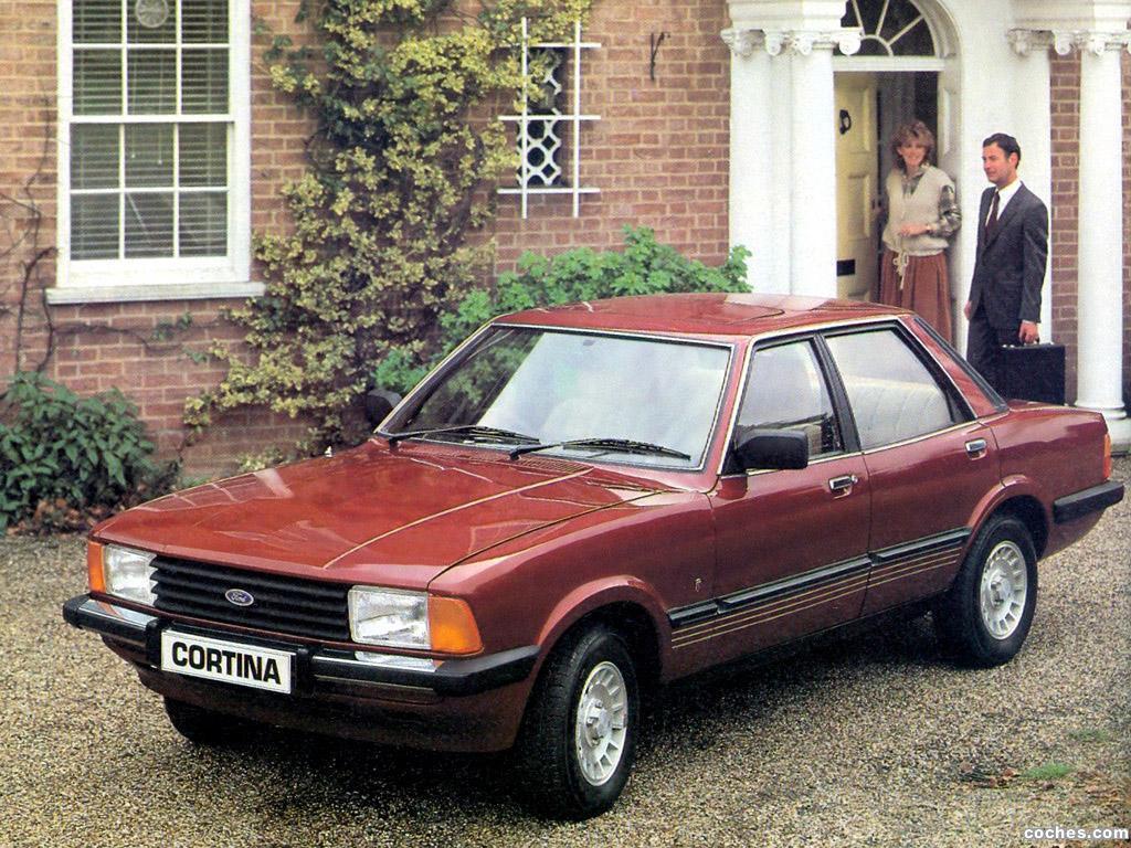 Foto 0 de Ford Cortina 1979