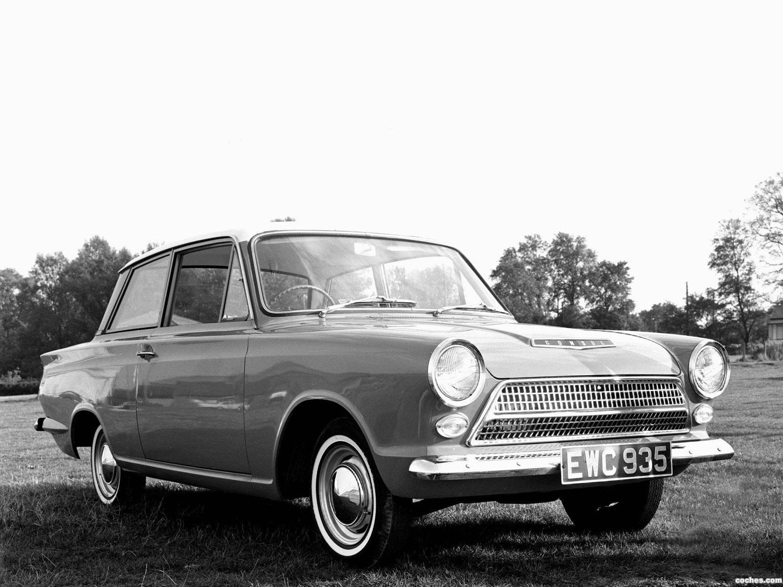 Foto 0 de Ford Cortina 2 puertas Saloon 1962