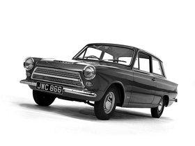 Ver foto 5 de Ford Cortina 2 puertas Saloon 1962